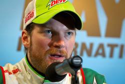 Press conference: Dale Earnhardt Jr., Hendrick Motorsports Chevrolet