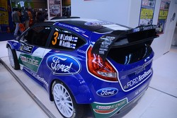 Ford Fiesta WRC - 2012 World Rally Championship