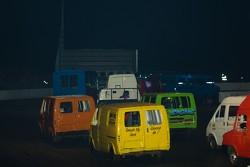 Big Van Banger racing