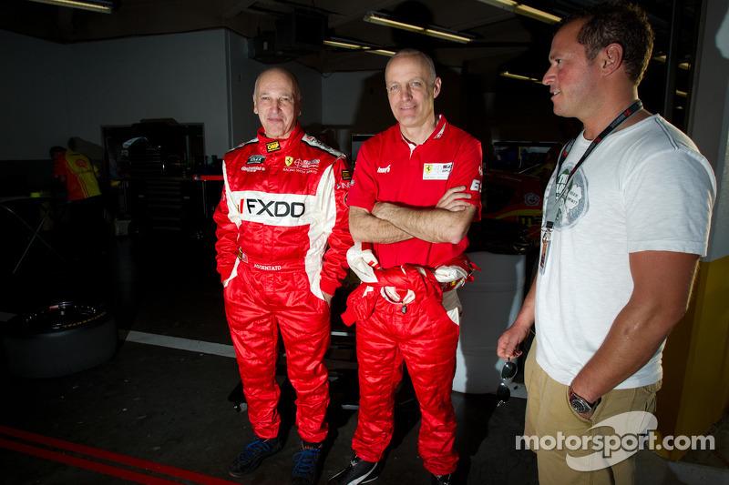 Emil Assentato, Nick Longhi en Jean-François Dumoulin