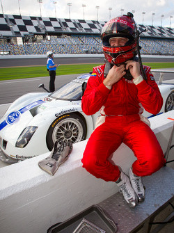 Pole winner Ryan Dalziel