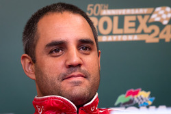 Chip Ganassi Racing press conference: Juan Pablo Montoya