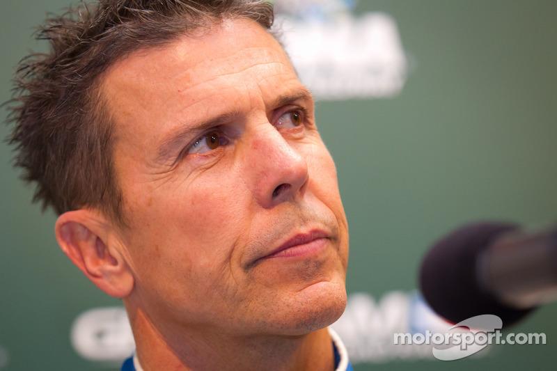 Chip Ganassi Racing press conference: Scott Pruett