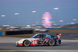 #48 Paul Miller Racing  Porsche GT3: Rob Bell, Sascha Maassen, Bryce Miller, Mark Wilkins