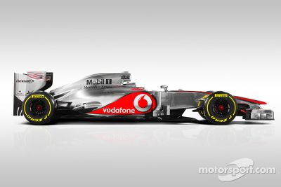 McLaren MP4-27 launch