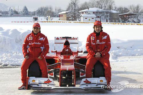 Ferrari F2012 lansmanı