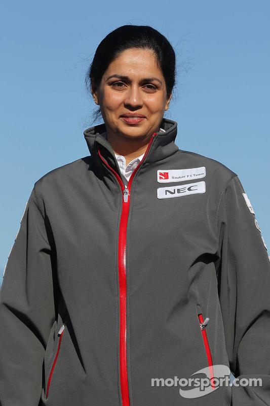 Monisha Kaltenborn, Geschäftsführerin