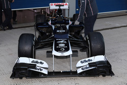 Der neue Williams FW34