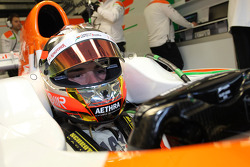 Жюль Б'янкі, Sahara Force India Formula One Team