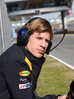 Heikki Huovinen, new physio for Sebastian Vettel, Red Bull Racing