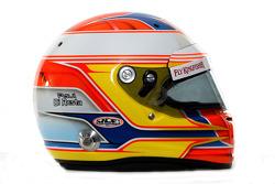 Paul di Resta, Sahara Force India Formula 1 Team , kask