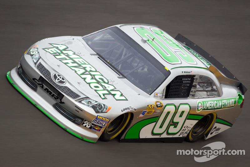 Kenny Wallace, RAB Racing Toyota