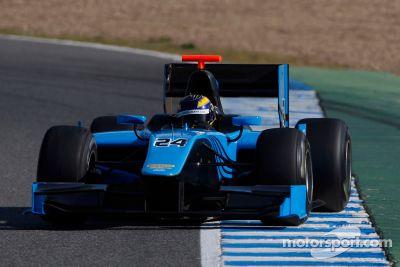 Test à Jerez en février