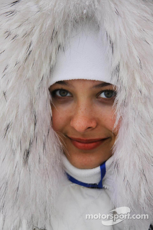 Snegoritchka, Russisch voor sneeuwkoningin