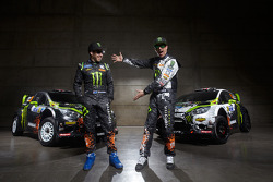 Chris Atkinson y Ken Block