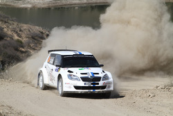 Kevin Abbring and Frédéric Miclotte, Skoda Fabia S2000