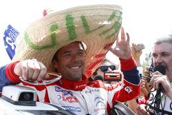 Winner Sébastien Loeb, Citroën Total World Rally Team