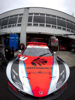 #8 Autobacs Racing Team Aguri Honda HSV-010 GT