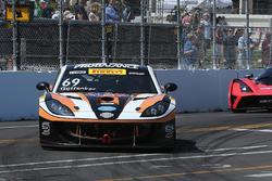 #69 Performance Motorsports Group, Ginetta G55: Harry Gottsacker