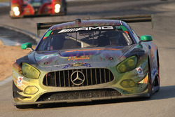 №75 SunEnergy1 Racing Mercedes AMG GT3: Борис Саид, Тристан Вотье, Кенни Хабуль
