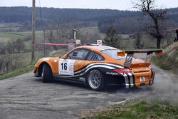 Marc Valliccioni, Sandra Arlettaz-Schmidy, Porsche 997 GT3