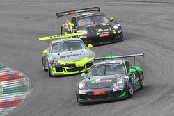 #67 Olimp Racing by Lukas Motorsport, Porsche 991 Cup: Christopher Bauer, Stanislav Jedlinski, Robert Lukas, Igor Walilko
