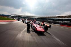 Tiff Needell ve Formula Ford'lar