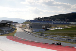 Red Bull Ring, test di marzo