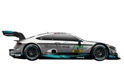 2017赛季DTM梅赛德斯车队涂装发布