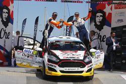 WRC3 galibi Nil Solans, Miquel Ibanez, Ford Fiesta R2