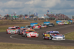 Gabriel Ponce de Leon, Ponce de Leon Competicion Ford, Sergio Alaux, Donto Racing Chevrolet, Juan Pablo Gianini, JPG Racing Ford