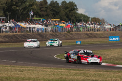 Jose Manuel Urcera, Las Toscas Racing Chevrolet, Leonel Sotro, Di Meglio Motorsport Ford, Carlos Okulovich, Maquin Parts Racing Torino
