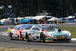 Juan Marcos Angelini, UR Racing Dodge, Jonatan Castellano, Castellano Power Team Dodge