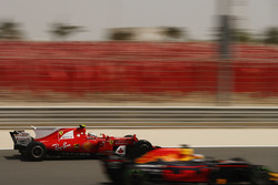 Formel-1-Test in Sakhir, April