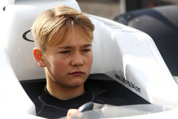 Britische F4: Test in Rockingham, Juli