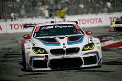 #25 BMW Team RLL, BMW M6 GTLM: Bill Auberlen, Alexander Sims