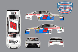 K&N Pro Series East: Rev Racing livery unveil