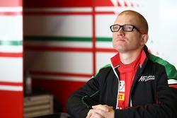 #961 AF Corse, Ferrari 488 GT3: Davide Rizzo