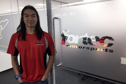 Pengumuman Najiy Ayyad Razak bergabung Fortec Motorsport