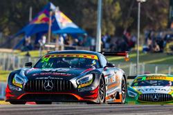 #24 Mercedes AMG GT3: Tony Bates