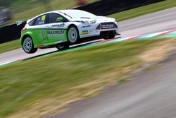 Josh Cook, Team Parker Racing Ford Focus