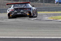 #84 Mercedes-AMG Team HTP Motorsport, Mercedes-AMG GT3: Максі Бук, Франк Перера