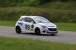 #89 Ekrem Vardar, Opel Corsa Opc