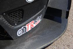 #2 Borusan Otomotiv Motorsport, Bilal Saygili, BMW Z4 GT3 üzerinde TRacing Media logosu