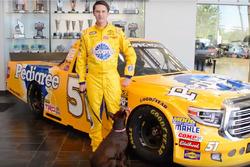 Kyle Busch Motorsports, annuncio