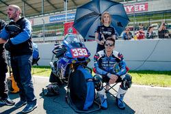 #333 Yamaha Viltaïs Experience, Yamaha R1: Axel Maurin, Bastien Mackels, Florian Alt