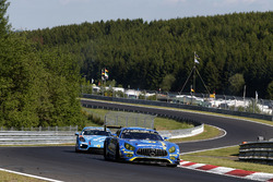 №3 Black Falcon, Mercedes-AMG GT3: Дирк Мюллеп, Томас Ягер, Маро Энгель, Ян Сейффарт