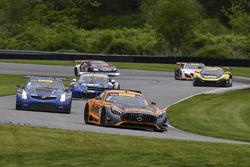 #2 CRP Racing, Mercedes AMG GT3: Ryan Dalziel, Daniel Morad