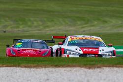 #124 Audi R8 LMS: Matt Stoupas, Daniel Gaunt