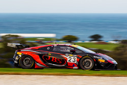 #23 Lamborghini R-EX: Roger Lago; David Russell